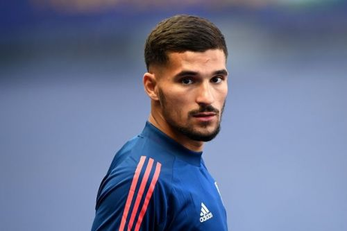 Arsenal's latest 'timid' Houssem Aouar transfer bid dismissed by Lyon president