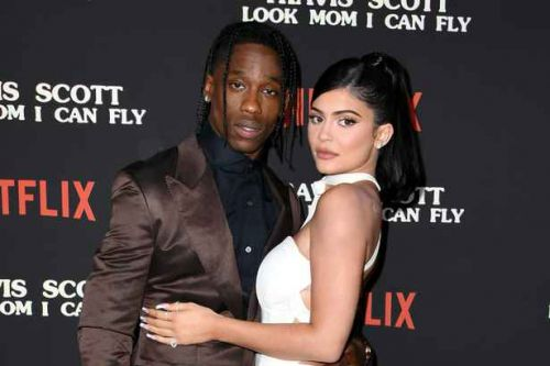 Kylie Jenner claims sex with Travis Scott is better after giving birth to Stormi as she poses naked in Playboy