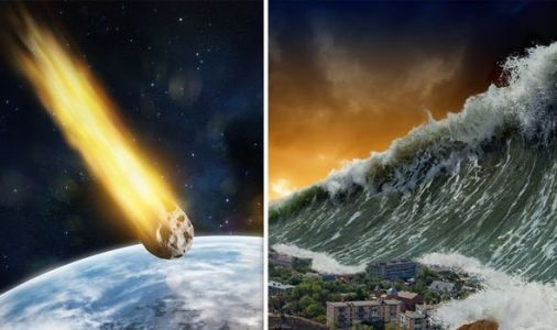 Asteroid Warning: Simulation shows God of Chaos would cause mega explosion and tsunamis