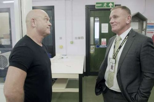Inside Belmarsh Prison with Ross Kemp on ITV - Everything you need to know