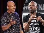 Mike Tyson vs Roy Jones Jr postponed to November 28 in an 'attempt to maximize revenue'