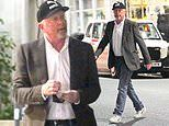 Boris Becker heads for dinner ahead of court hearing for 'hiding property and cash' amid bankruptcy