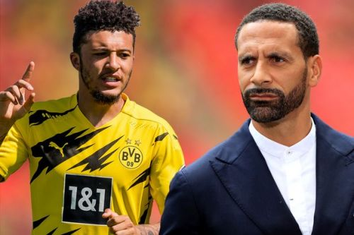 Rio Ferdinand's warning about Jadon Sancho has come back to haunt Man Utd