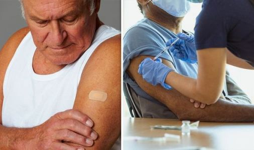 Coronavirus vaccine side effects: More than one in 10 people have arthralgia after Pfzier