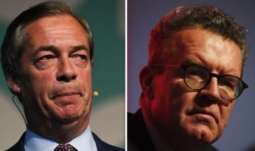 Nigel Farage ATTACKED by desolate Tories and Labour as Brexit Party SOAR in EU vote