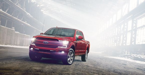 Ford is working on an all-electric version of its F-150 pickup truck