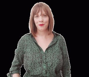 Jess Phillips: 'If something isn't right, stand up and do something about it'