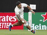 Manu Tuilagi is lined up for move to the Canadian Super League with Toronto Wolfpack