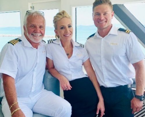 Kate Chastain quits Bravo reality series Below Deck and won't be returning for season eight