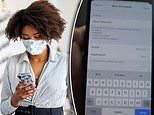 Hack allows iPhone users to unlock their devices instantly even while wearing a FACE MASK