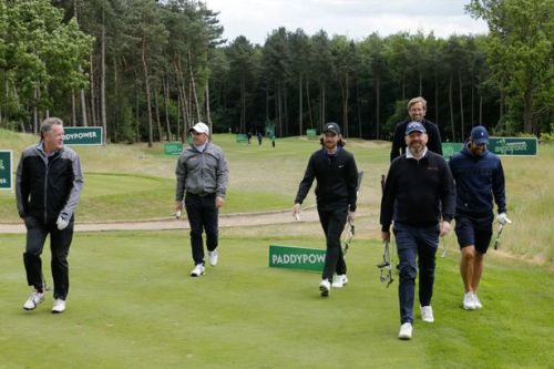 Paddy Power Pro-Am Player Ratings as Tommy Fleetwood and Piers Morgan steal show