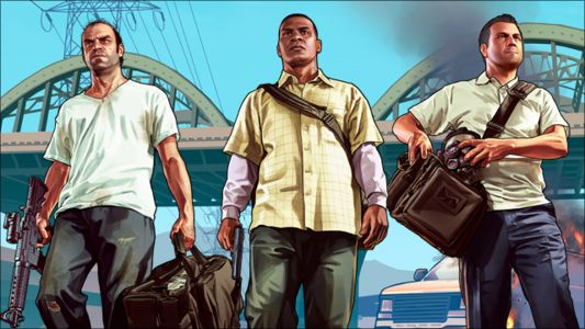 GTA 5 has less murder than the Mass Effect trilogy
