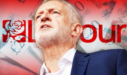 Labour biggest spenders as Corbyn forks out £3.5MILLION more on costs despite members drop