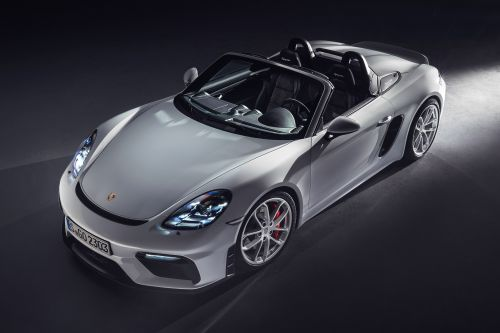 Extreme Porsche 718 Spyder joins line-up