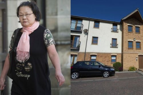 'Brucie bonus' Fife brothel madam left with just £5 as £250k assets seized in 'dirty money' probe