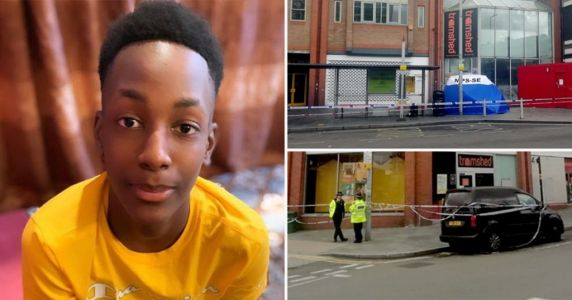 Mum left 'broken' after son, 15, stabbed to death on way home from school