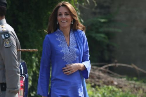 Kate Middleton wears New Look shoes on royal visit in Pakistan - and they cost just £23.99
