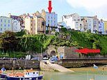 Coastal five-bed townhouse with secret escape tunnel used by Henry VII hits market for £1.25m