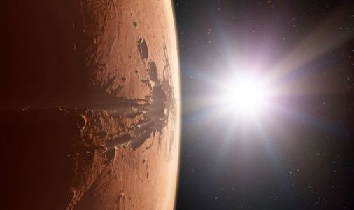 NASA announcement: Space agency now allows you to check WEATHER on Mars