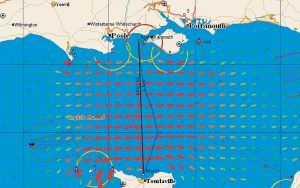 Tidal streams: How to predict them and use them to your advantage