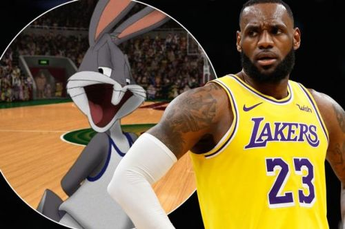 Space Jam 2 starring LeBron James has release date confirmed