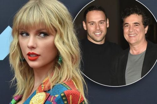 Taylor Swift rants at Scooter Braun for 'exercising tyrannical control' over her