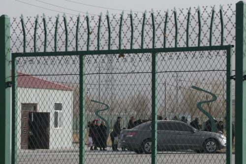 The Wuhan coronavirus has hit Xinjiang, where China has imprisoned at least 1 million Uighur Muslims. Its filthy detention camps will make inmates sitting ducks