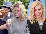 Boozing with Chris Evans helped me overcome teen anorexia, says Billie Piper