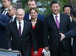 Giving control to Beijing is too big a risk: TOM TUGENDHAT has warned