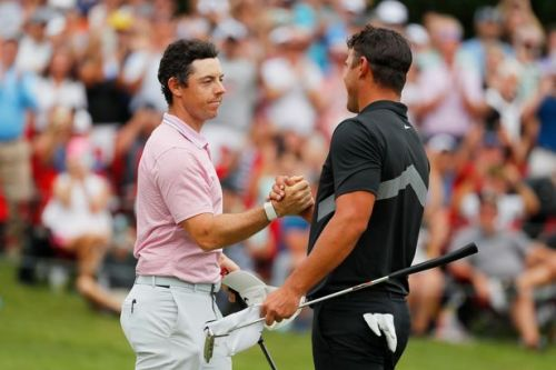"Brooks Koepka takes swipe at Rory McIlroy: ""He hasn't won a Major for five years"""