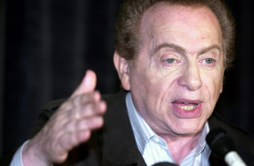 The Simpsons star and comedian Jackie Mason dies aged 93 after 'trouble breathing'