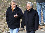 GUY ADAMS details Prince Andrew's toxic fixation with Jeffrey Epstein