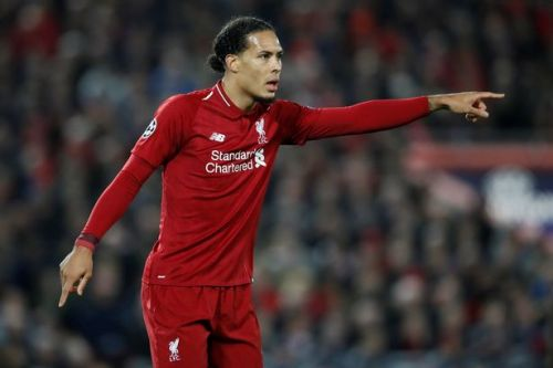 Virgil van Dijk says Liverpool must dare to dream after dominant display in Napoli win