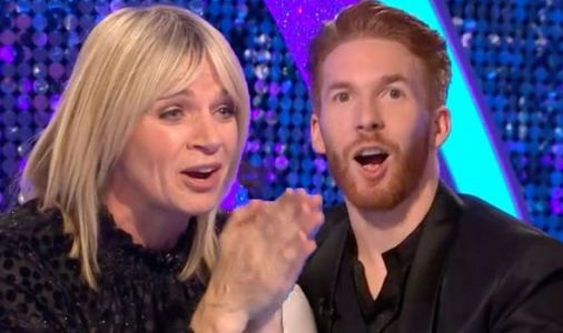 Strictly Come Dancing 2019: Zoe Ball suffers huge technical blunder as show's cut from air