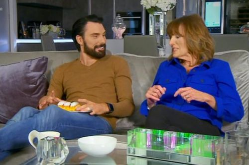 Gogglebox fans in meltdown after Rylan's mum blurts out his real name