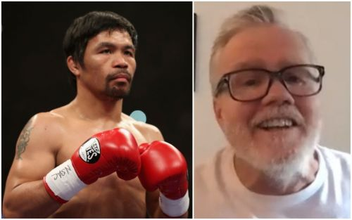 Freddie Roach claims Manny Pacquiao is aiming for Gennady Golovkin fight