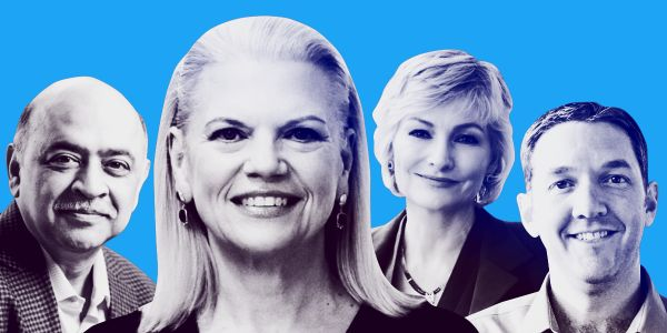 Meet the 14 power players of IBM, playing key roles in CEO Ginni Rometty's bid to dominate the $1 trillion hybrid cloud market - and a few who might take over for her one day