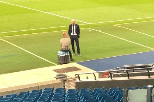 Guardiola details chat with Zidane after Man City's win over Real Madrid