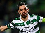 Paris Saint-Germain set to challenge Manchester United in race for Sporting Lisbon's Bruno Fernandes