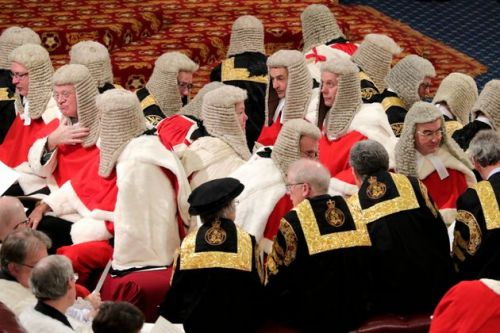 House Of Lords Says It's 'Busy And Effective' After Expenses Rise By Almost A Third