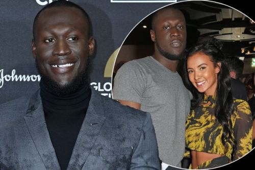 Stormzy and ex Maya Jama 'texting again' as the couple make peace after split