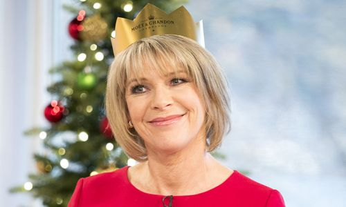 Ruth Langsford has the most beautiful Christmas tree in her home!