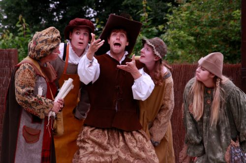 Chance to enjoy outdoor theatre in iconic Aberdeenshire locations