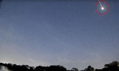 Fireball shock: Watch as meteor burns bright over Florida in stunning video