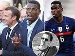 Paul Pogba 'will QUIT France team; after Macron said Islam was the source of international terrorism