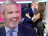 Andy Cohen's reaction is priceless when Susan Lucci surprises him on set of Today show