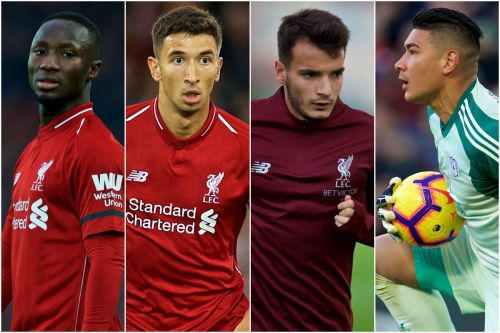 Latest on Keita's fitness and Grujic, Chirivella & Etheridge - Friday's Liverpool FC News Roundup