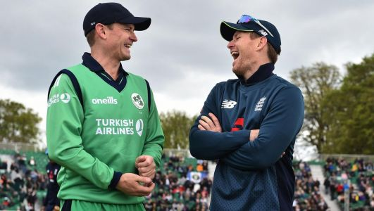 'When you go with someone else's decision and it's wrong, that hurts more': Former Ireland captain William Porterfield on trials and tributions of his international career