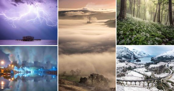 Amazing images from Landscape Photographer of the Year winners show beautiful scenery across the UK