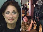Anti-masker in leopard-print arrested in Florida for COVID-19 violations accuses cops of kidnap